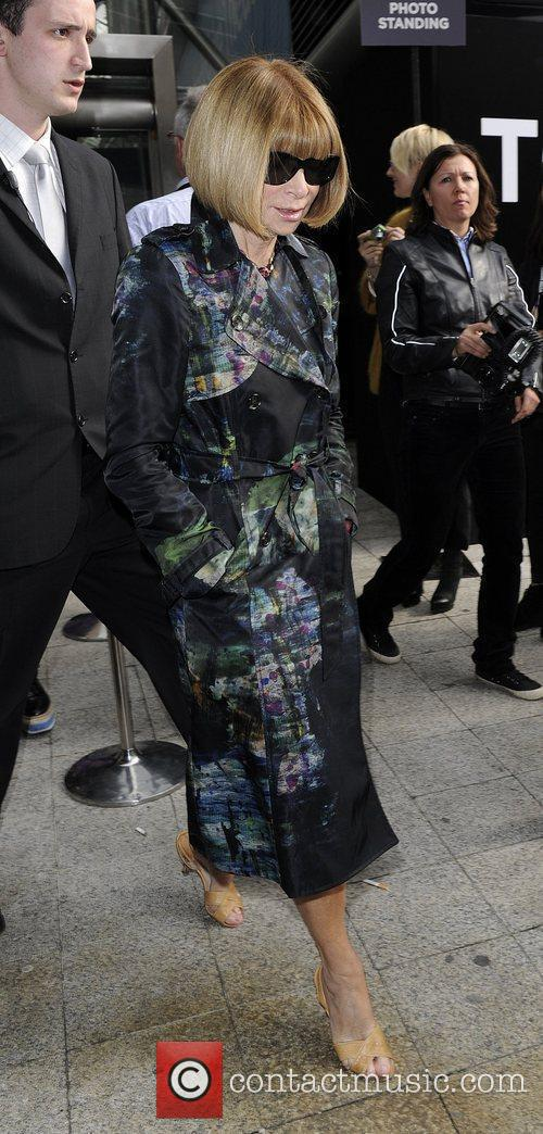 London Fashion Week Spring/Summer 2012 - Topshop Unique...