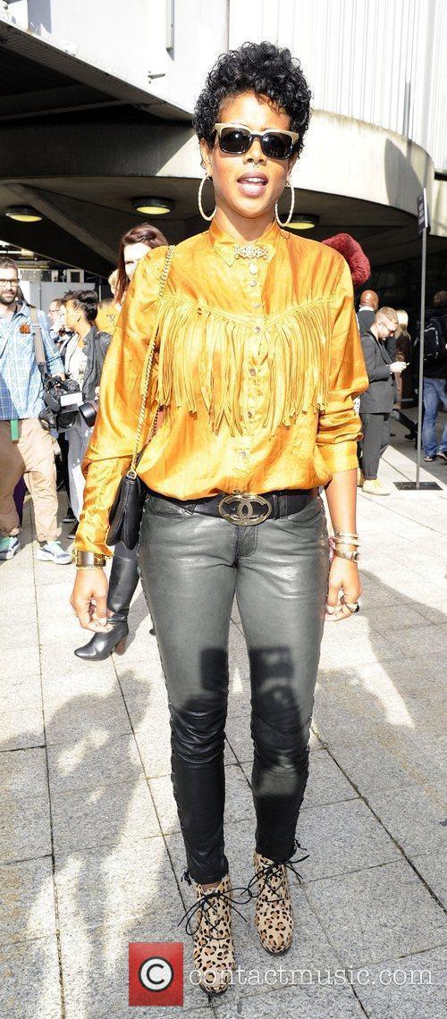Kelis, London Fashion Week