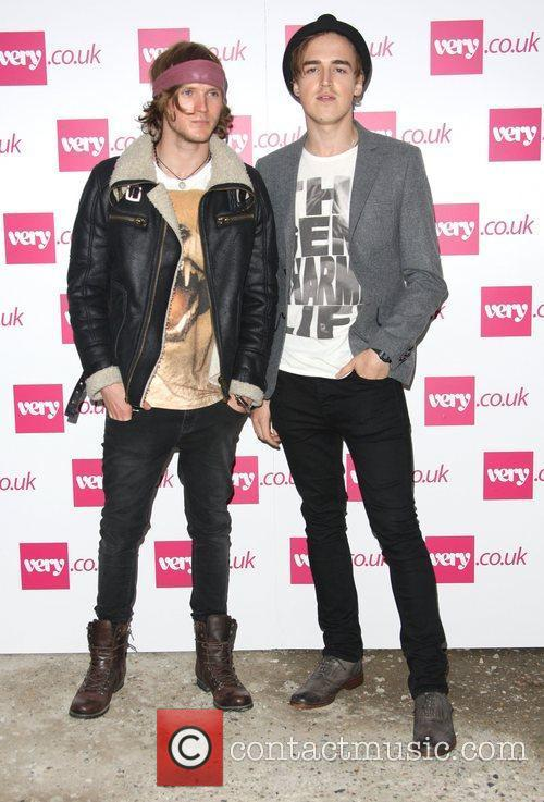 Dougie Poynter, Mcfly, Tom Fletcher and London Fashion Week 1