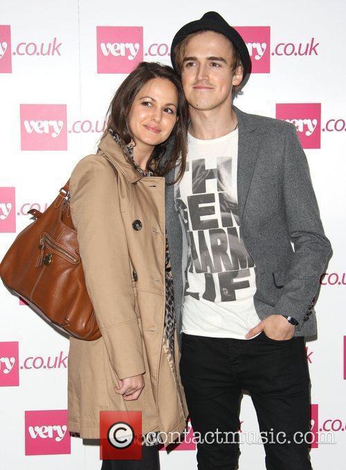 Tom Fletcher, Mcfly and London Fashion Week 1