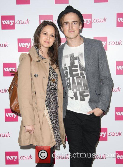 Tom Fletcher, Mcfly and London Fashion Week 2