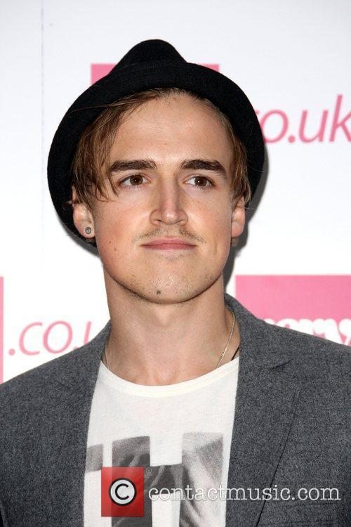 Tom Fletcher, McFly, London Fashion Week