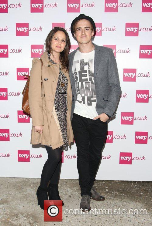Tom Fletcher, Mcfly and London Fashion Week 3