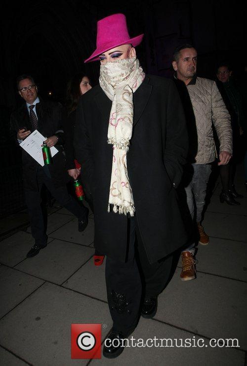 London Fashion Week A/W 2011 - Vivienne Westwood...