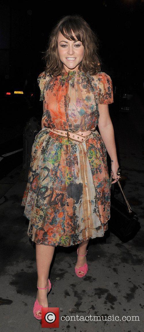 Jaime Winstone and Vivienne Westwood 11
