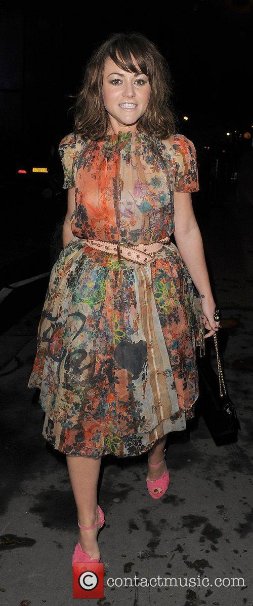 Jaime Winstone and Vivienne Westwood 12