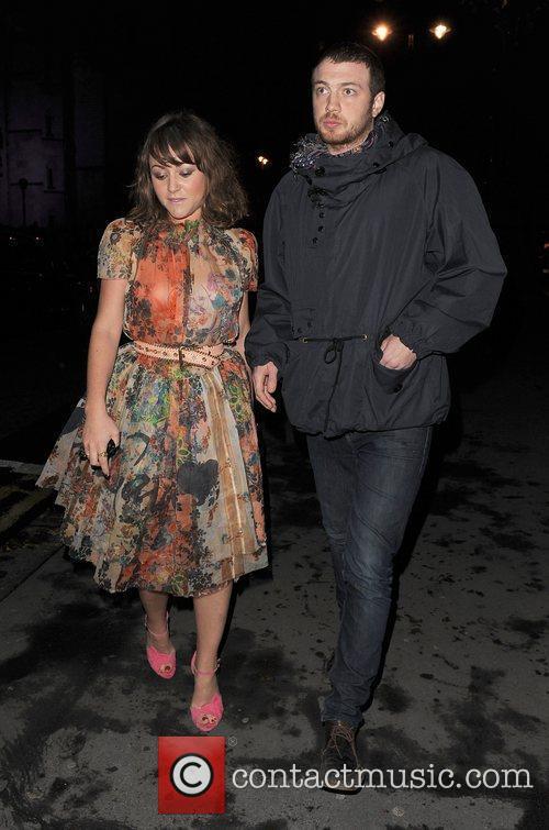 Jaime Winstone and Vivienne Westwood 13