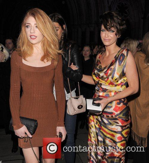 Nicola Roberts, Sarah Harding and Vivienne Westwood 9