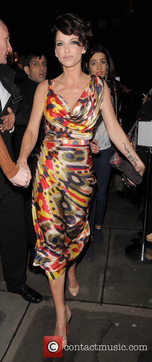 Sarah Harding and Vivienne Westwood 21