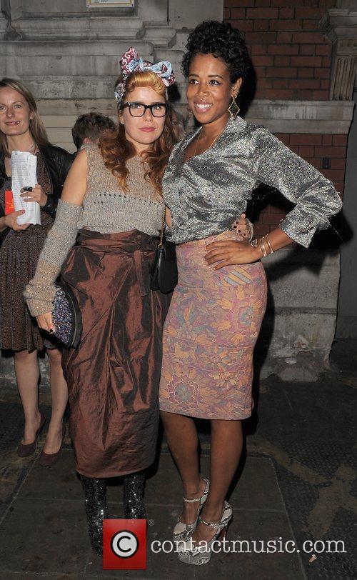 Paloma Faith, Kelis and London Fashion Week 1