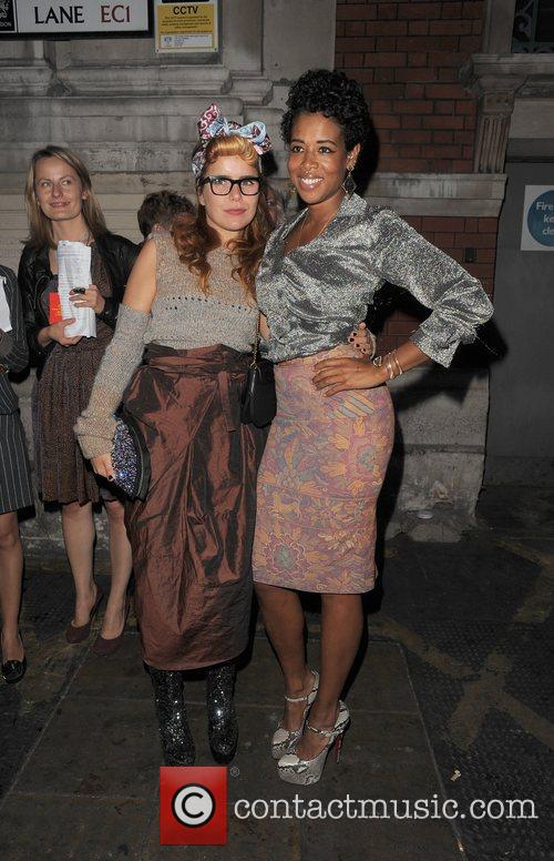 Paloma Faith, Kelis and London Fashion Week 6