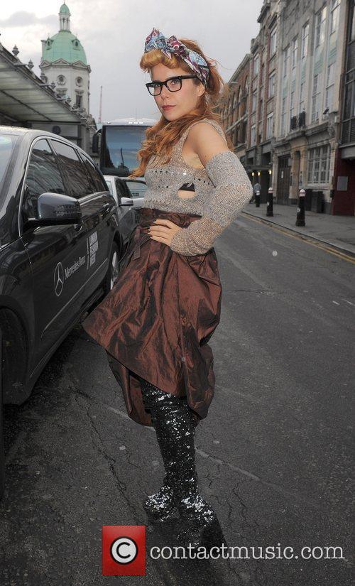 Paloma Faith and London Fashion Week 9