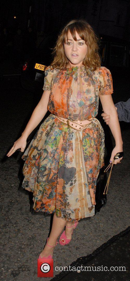 Jaime Winstone and Vivienne Westwood 4