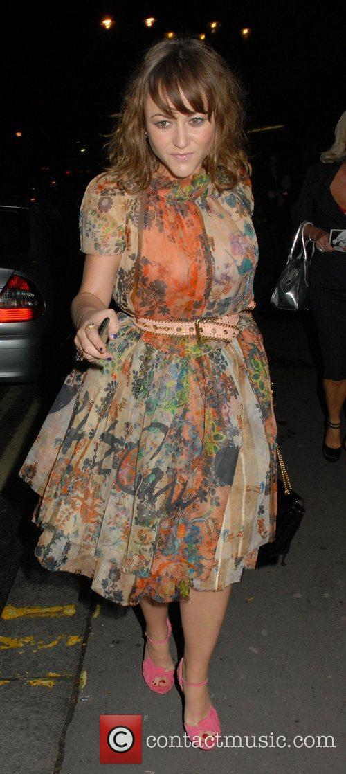 Jaime Winstone and Vivienne Westwood 9