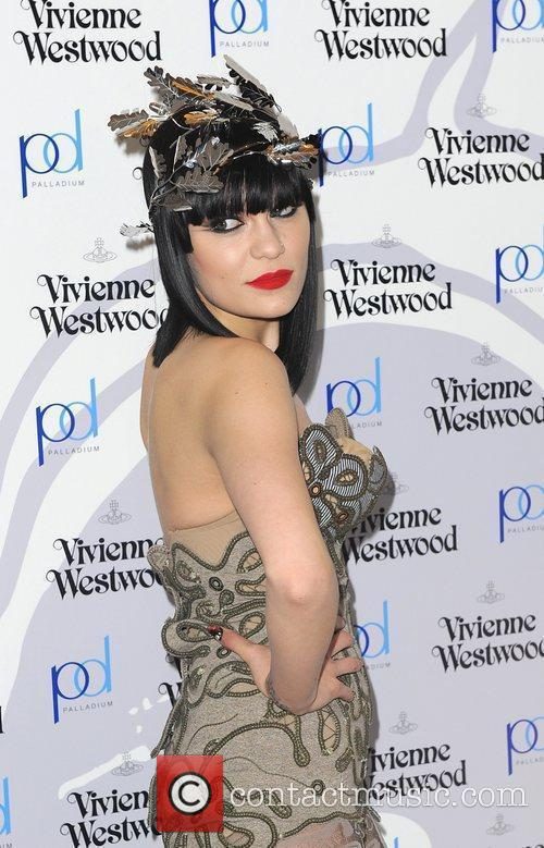Jessie J, Palladium and Vivienne Westwood 3