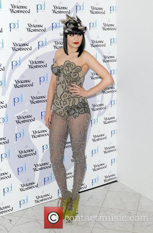 Jessie J, Palladium and Vivienne Westwood 2