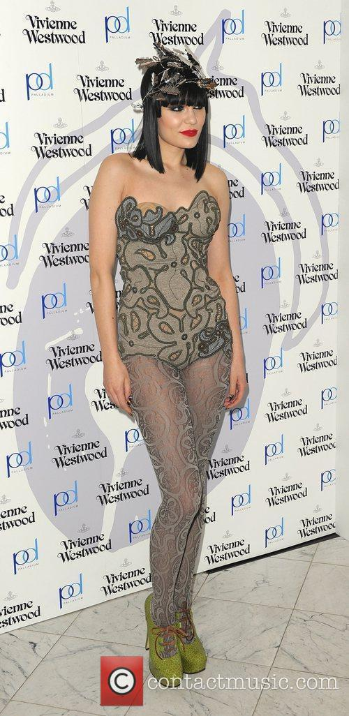 Jessie J, Palladium and Vivienne Westwood 4