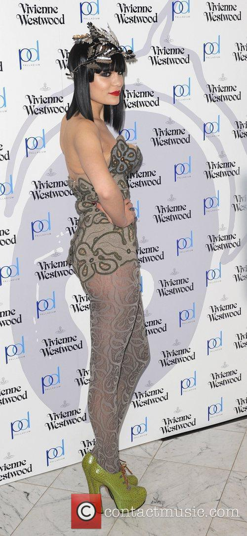 Jessie J, Palladium and Vivienne Westwood 1