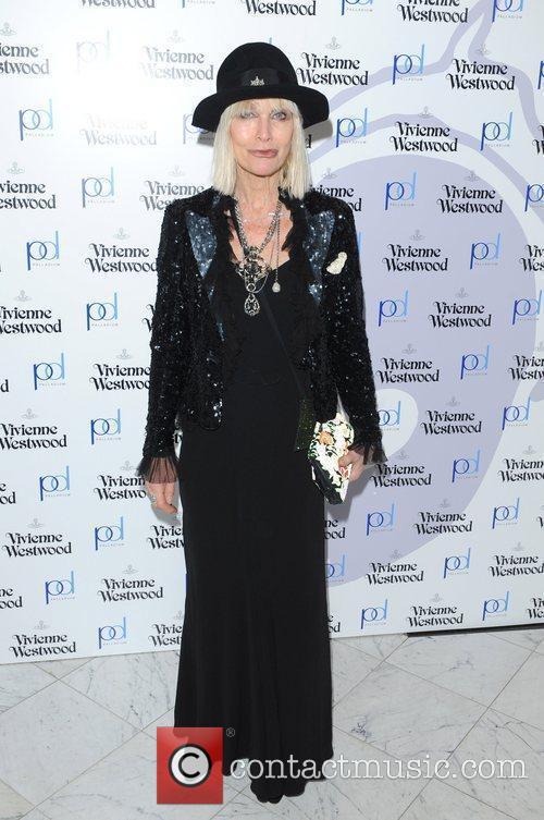 Virginia Bates London Fashion Week A/W 2011 -...