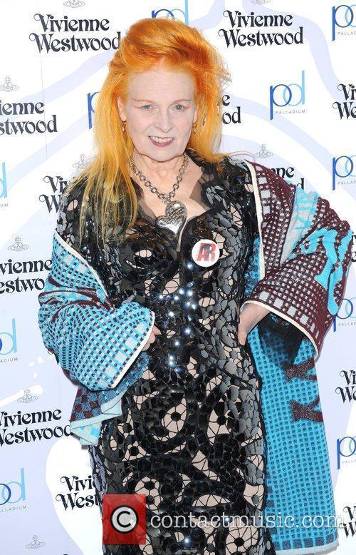 Vivienne Westwood and Palladium 5