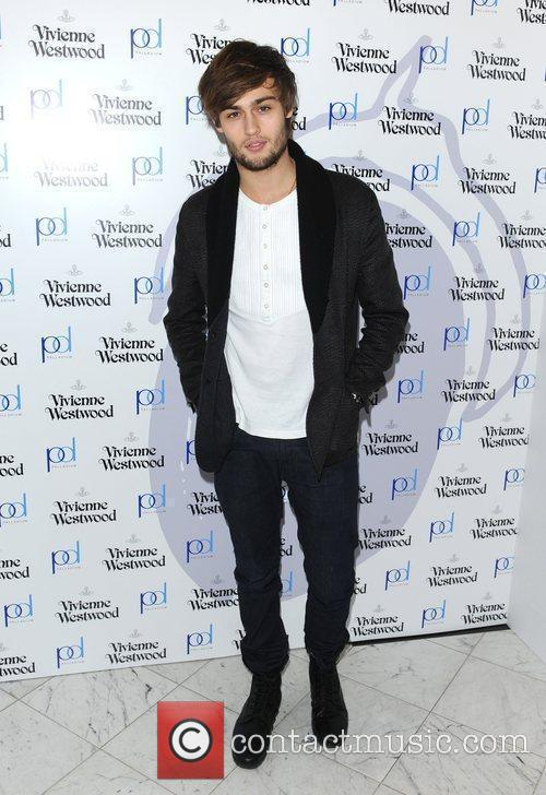 Douglas Booth and Palladium 8
