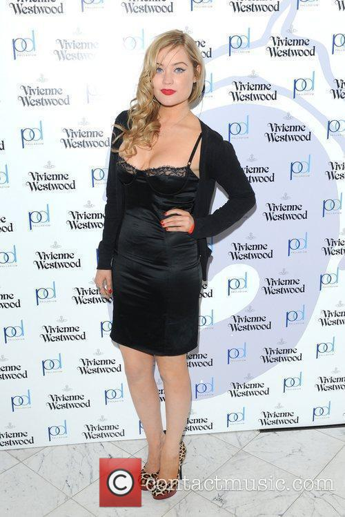 Laura Whitmore and Palladium 7