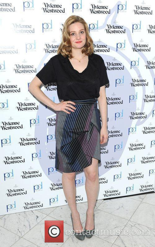Romola Garai and Palladium 1