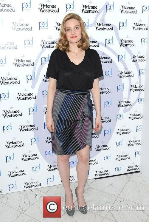 Romola Garai and Palladium 2