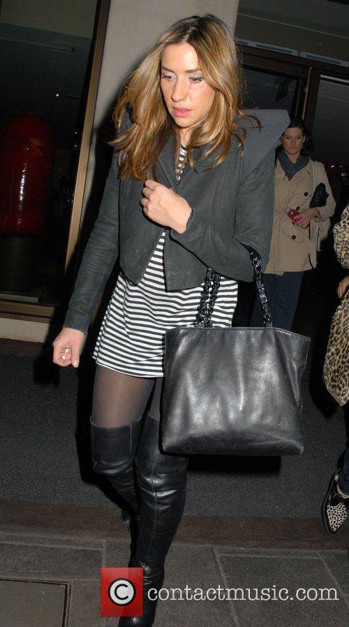 Melanie Blatt London Fashion Week A/W 2011: William...