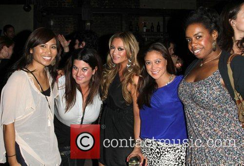 Guests and Aubrey O'day 4