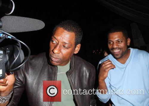 Orlando Jones, Evolution Festival