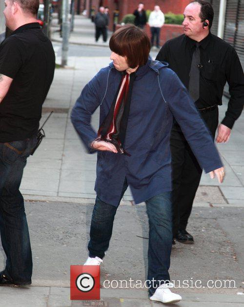 Liam Gallagher and Beady Eye 1