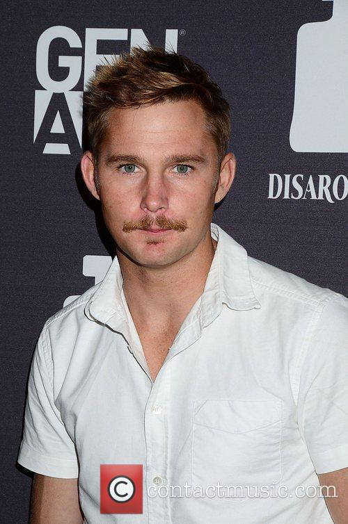 Brian Geraghty attending a screening of 'Life Happens'...