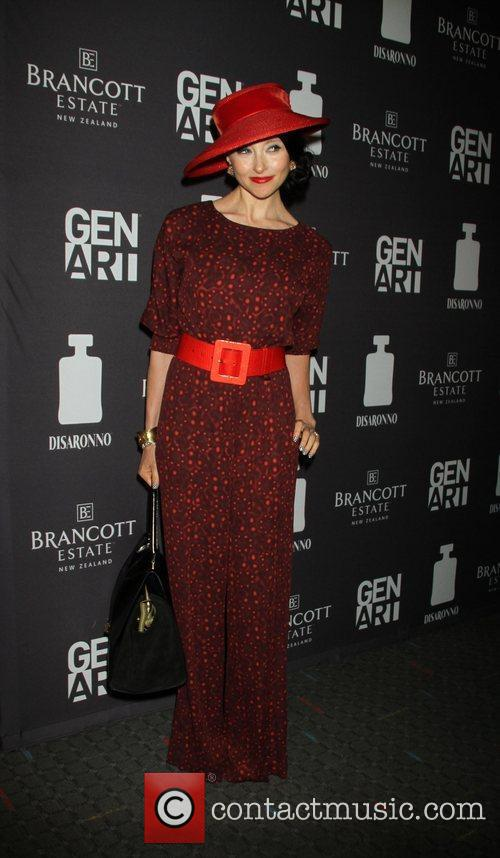 Stacey Bendet Special screening of 'Life Happens' at...