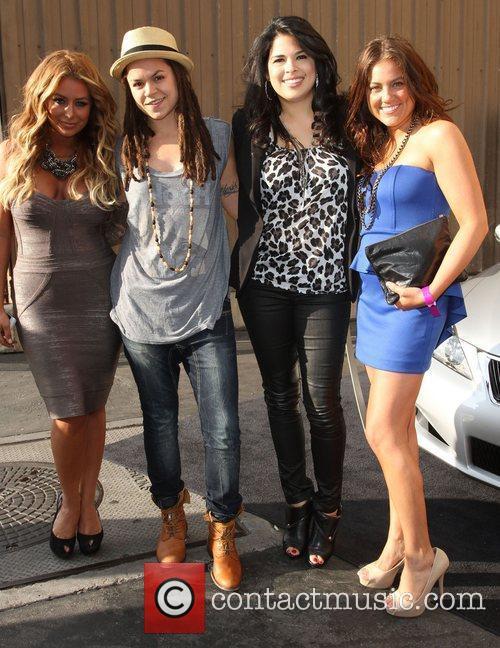 Aubrey O'Day, Whitney Mixter, Rose Garcia, Raquel Castaneda...