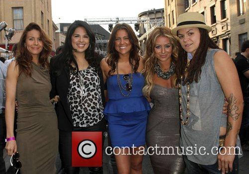 Michelle Clunie, Rose Garcia, Raquel Castaneda, , Aubrey...