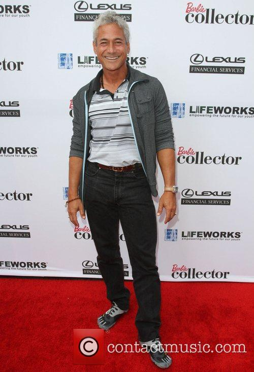 Greg Louganis Life Out Loud Pride Cocktail Party...