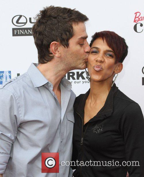 James Frain and Marta Cunningham Life Out Loud...