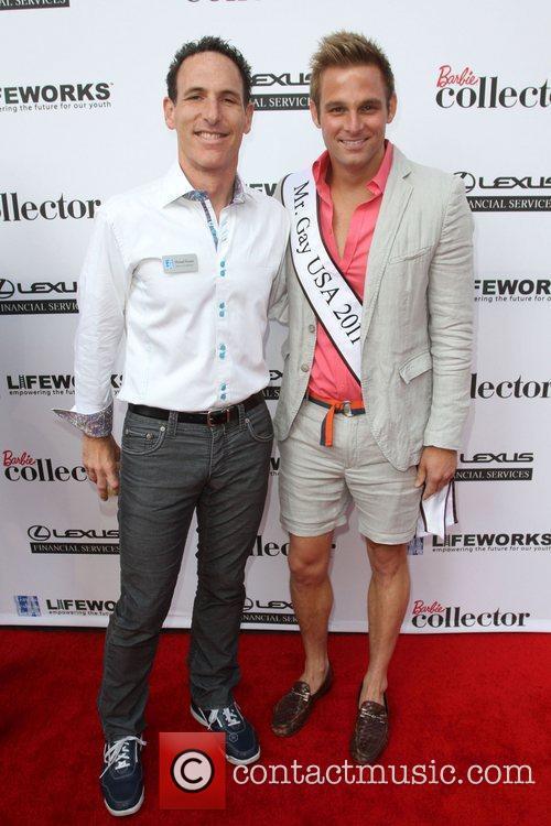 Michael Ferrera amd Mr Gay 2011 Life Out...
