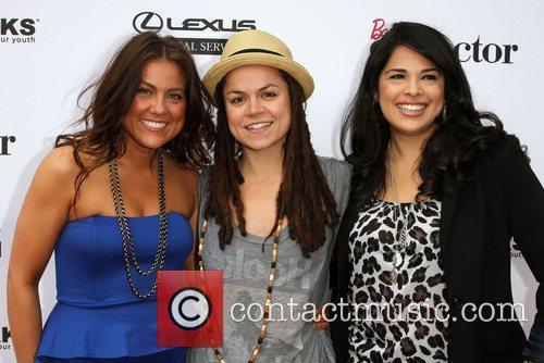 Raquel Castaneda, Rose Garcia and Whitney Mixter Life...