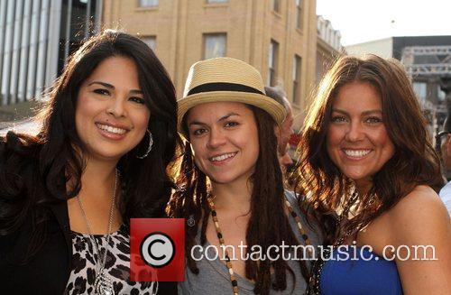 Rose Garcia, Whitney Mixter and Raquel Castaneda Life...