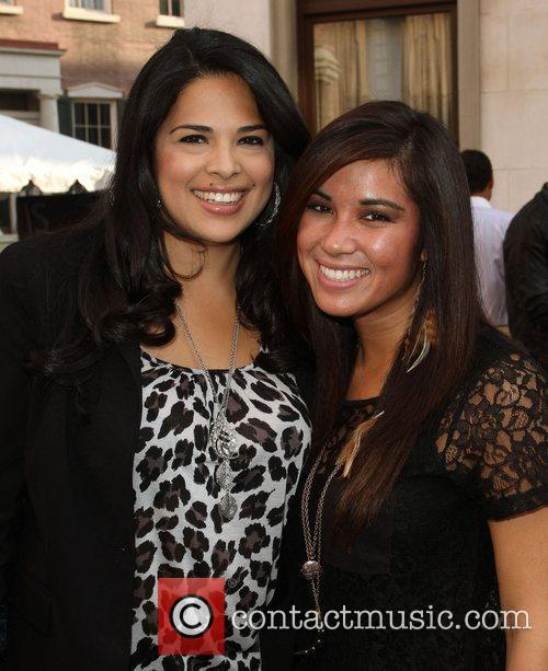 Rose Garcia with her girlfriend Life Out Loud...