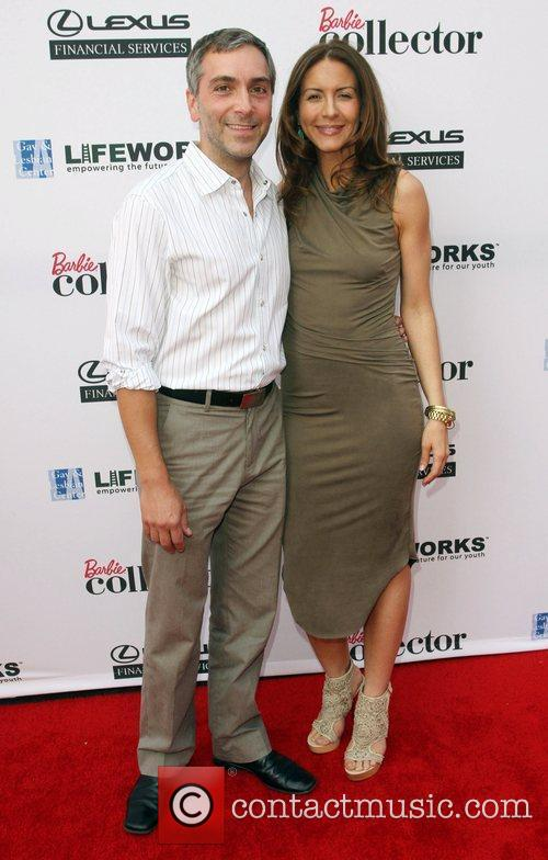 Scott Lowell, Michelle Clunie Life Out Loud Pride...