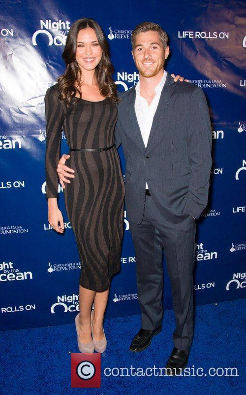 Dave Annable and Night By The Ocean Gala 1