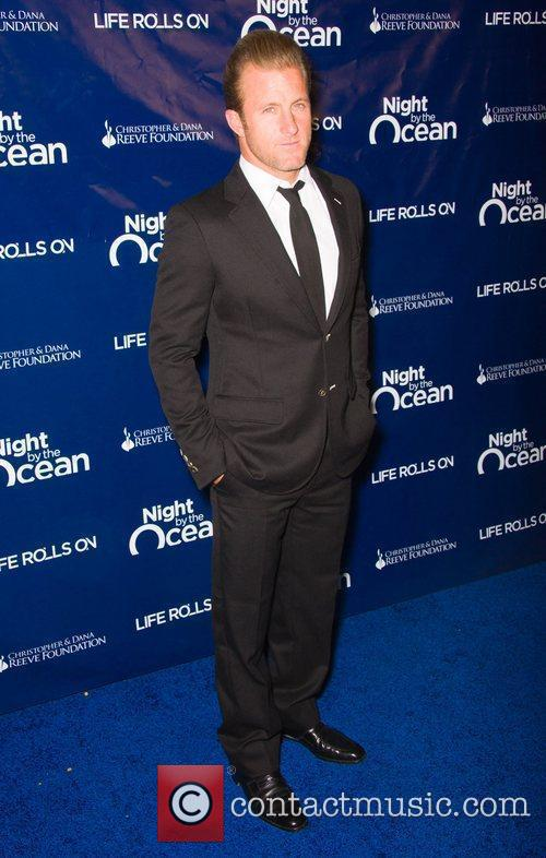Scott Caan and Night By The Ocean Gala 1