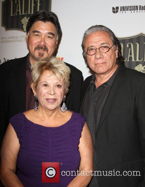 Lupe Ontiveros and Edward James Olmos 2