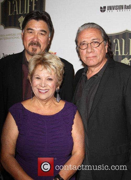 Lupe Ontiveros and Edward James Olmos 1