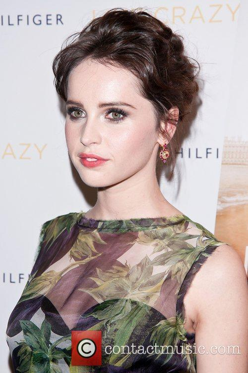 Felicity Jones  The New York Premiere of...
