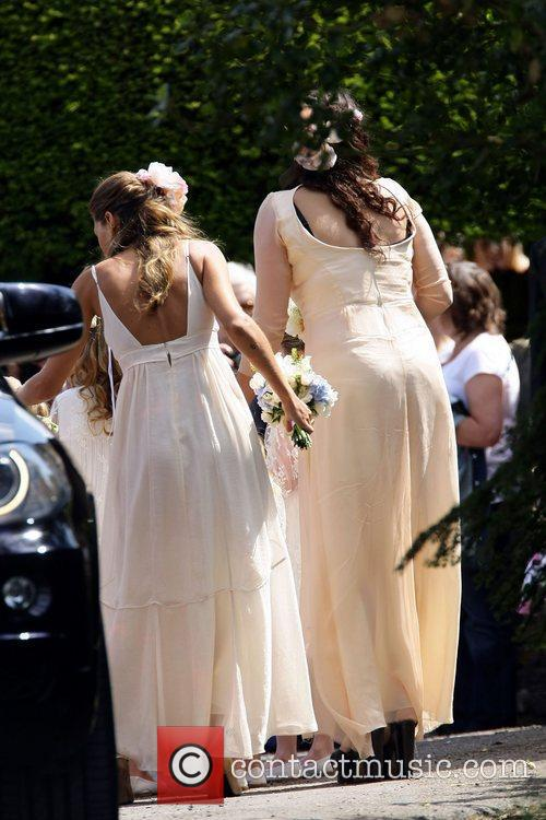 Bridesmaids  The wedding of Lily Allen and...