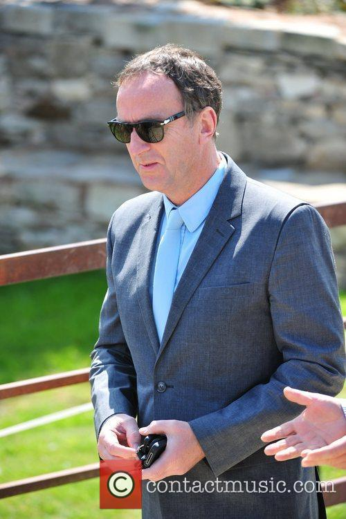 Angus Deyton The wedding of Lily Allen and...